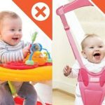 Pros of using baby walkers